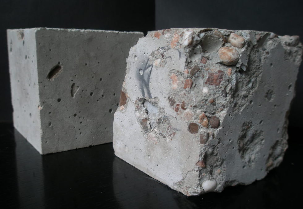 Functional Fibres for Fire-Resistant Concretes